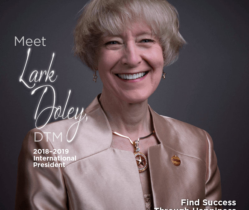 """Toastmaster Magazine 2018-09 """"Cue into the Value of Originality"""" by Stuart Pink"""