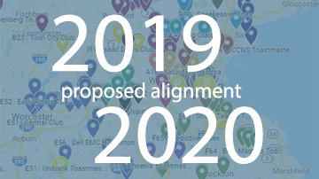 2019-2020 District 31 Proposed Alignment
