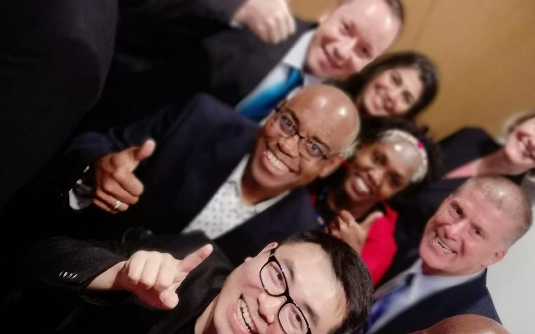 Toastmasters Chicago Convention – August 2018,   By Stuart Pink