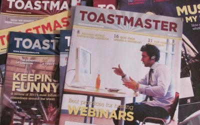 District 31 Members Featured inToastmaster Magazine!