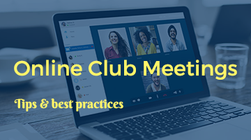 District 31 Toastmasters – Online Meetings and COVID-19