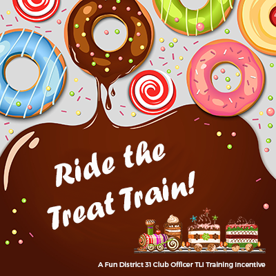 Clubs that Rode the Treat Train